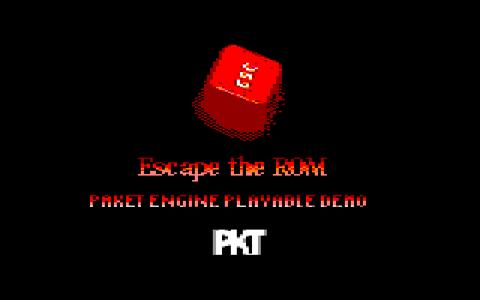PAKET Engine demo